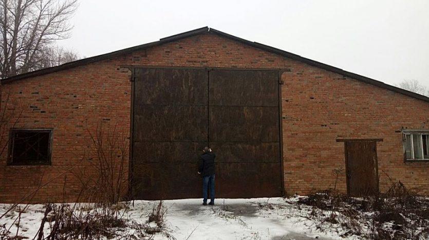 Satılık - Kuru depo, 1100 m2, Zenkov