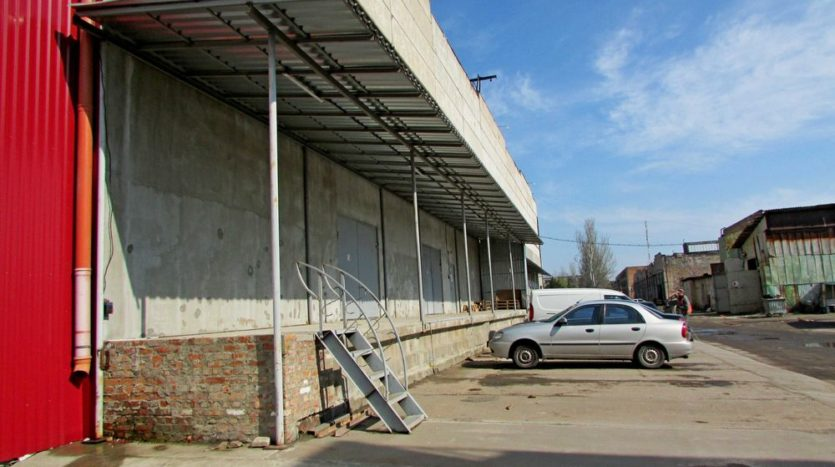 Оренда - Теплий склад 1350 кв.м., м Мелітополь - 22