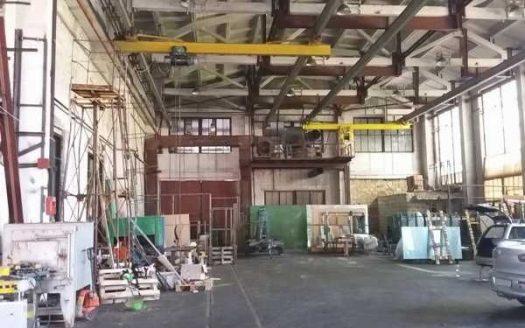 Аренда — Сухой склад, 1548 кв.м., г. Запорожье