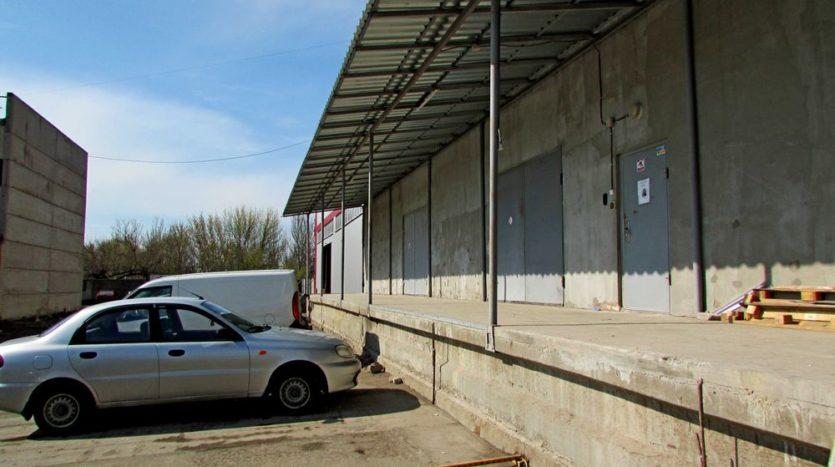 Оренда - Теплий склад 1350 кв.м., м Мелітополь - 20