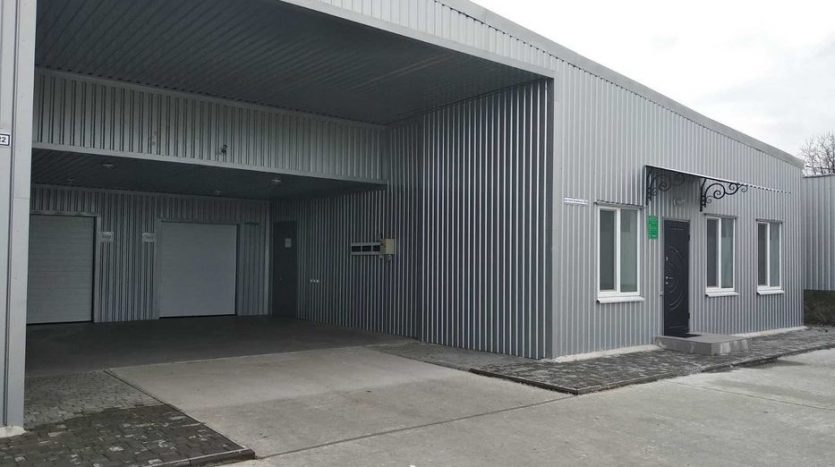 Satılık - Sıcak depo, 780 m2, Gostomel - 5