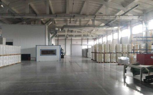 Kiralık – Sıcak depo, 3500 m2, Brovary