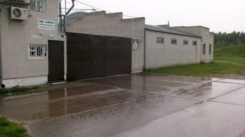 Satılık - Sıcak depo, 17507 m2, Shostka - 11