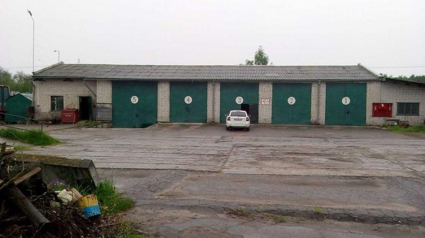 Satılık - Sıcak depo, 17507 m2, Shostka - 14