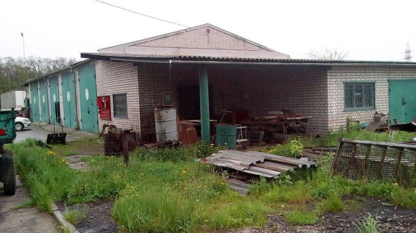 Satılık - Sıcak depo, 17507 m2, Shostka - 13