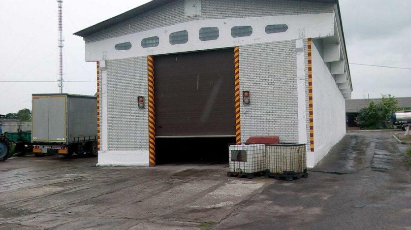 Satılık - Sıcak depo, 17507 m2, Shostka - 12