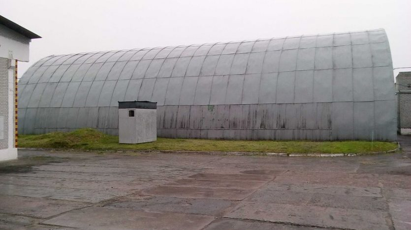 Satılık - Sıcak depo, 17507 m2, Shostka - 9