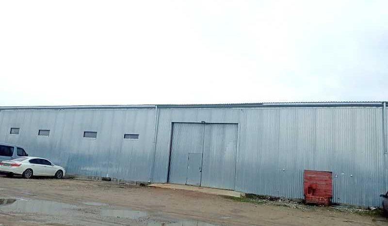 Kiralık - Kuru depo, 550 m2, Nerubayskoe - 4