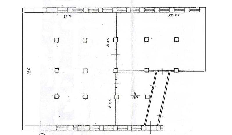 Kiralık - Kuru depo, 1500 m2, Dnipro - 3