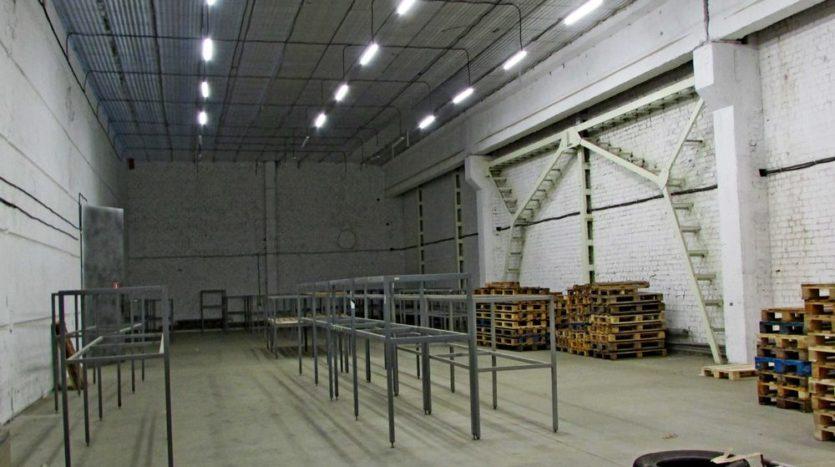 Оренда - Теплий склад 1350 кв.м., м Мелітополь - 10