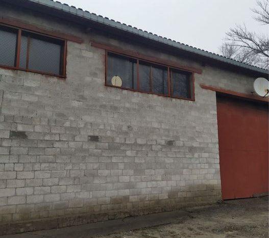 Satılık - Kuru depo, 1000 m2, Dnipro