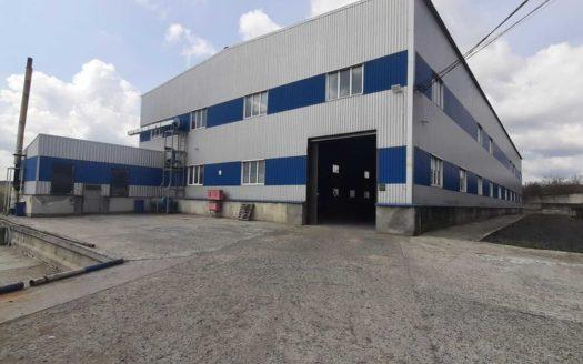 Rent – Warm warehouse, 5700 sq.m., Khmelnytskyi city