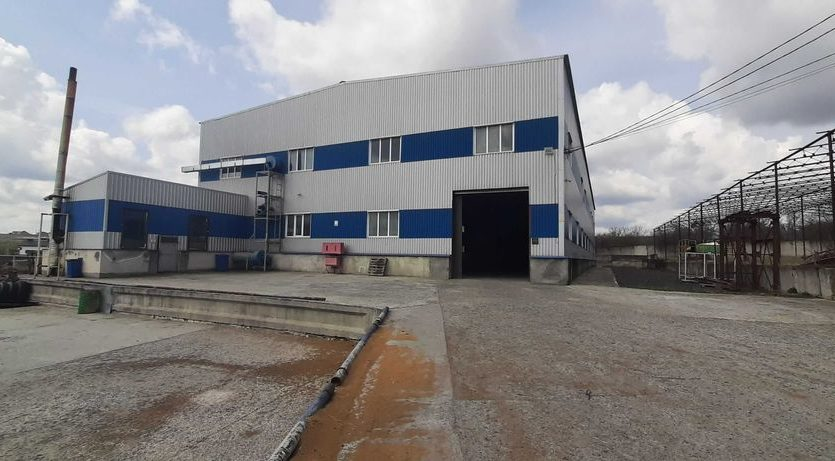 Аренда - Теплый склад, 5700 кв.м., г. Хмельницкий - 5