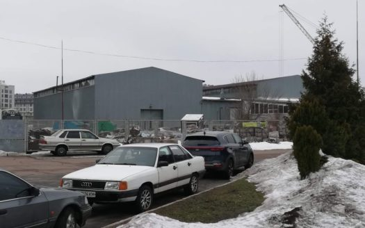 Аренда — Теплый склад, 500 кв.м., г. Киев