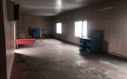 Sale – Dry warehouse, 800 sq.m., Rivne