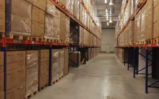 Rent – Warm warehouse, 650 sq.m., Svyatopetrovskoe