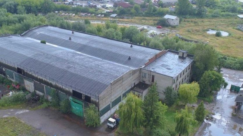 Продажа - Сухой склад, 2214 кв.м., г. Львов - 13