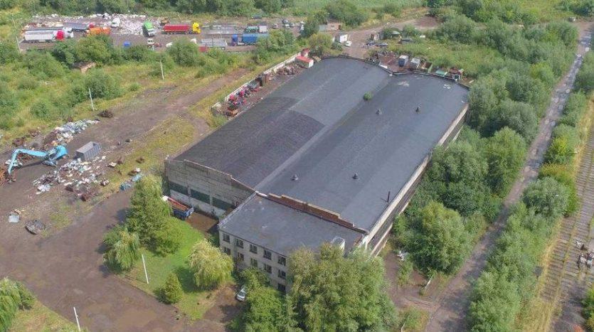 Продажа - Сухой склад, 2214 кв.м., г. Львов - 22