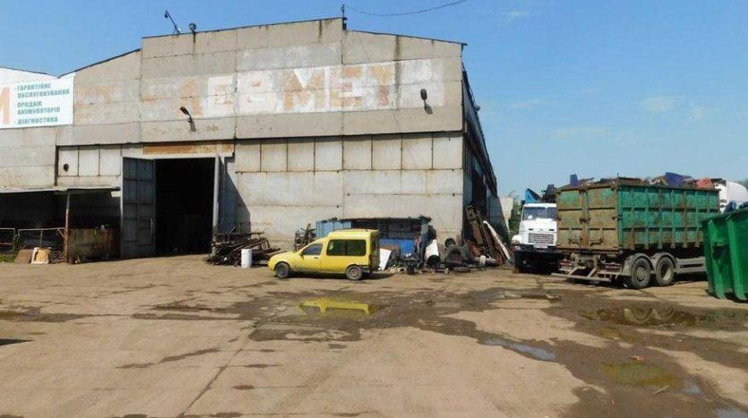 Продажа - Сухой склад, 2214 кв.м., г. Львов - 21