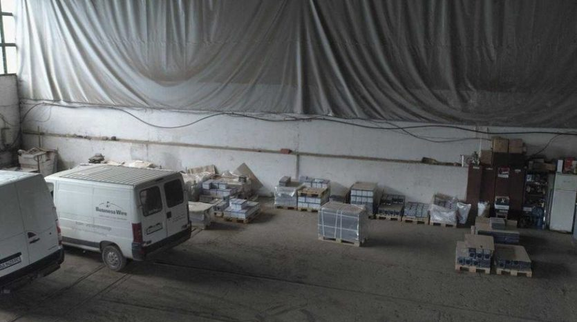 Продажа - Сухой склад, 2214 кв.м., г. Львов - 12