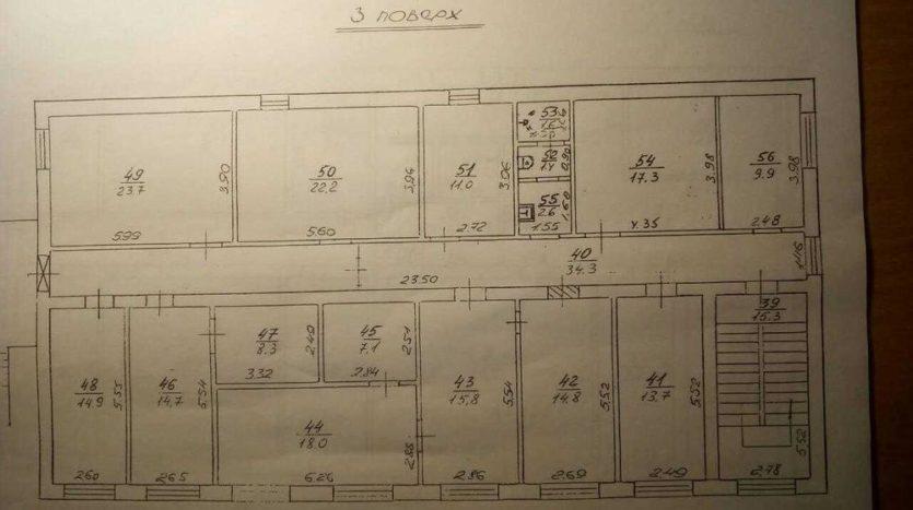 Продажа - Сухой склад, 2214 кв.м., г. Львов - 5