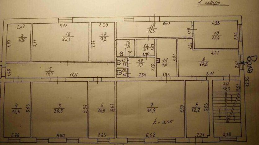 Продажа - Сухой склад, 2214 кв.м., г. Львов - 4
