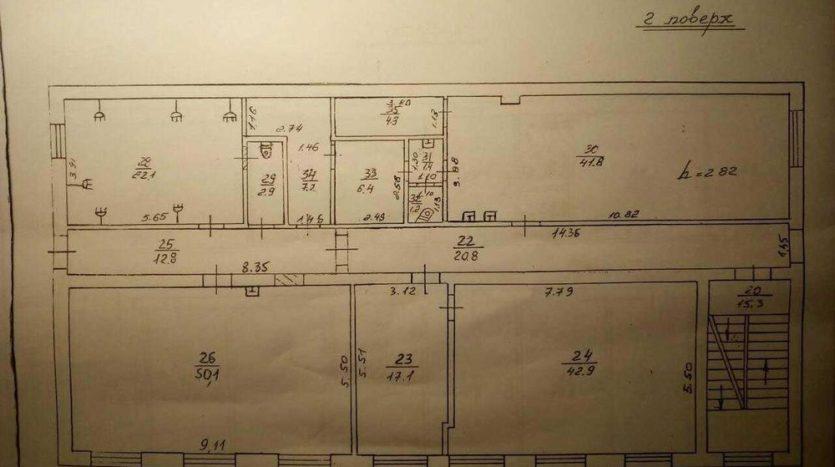 Продажа - Сухой склад, 2214 кв.м., г. Львов - 3