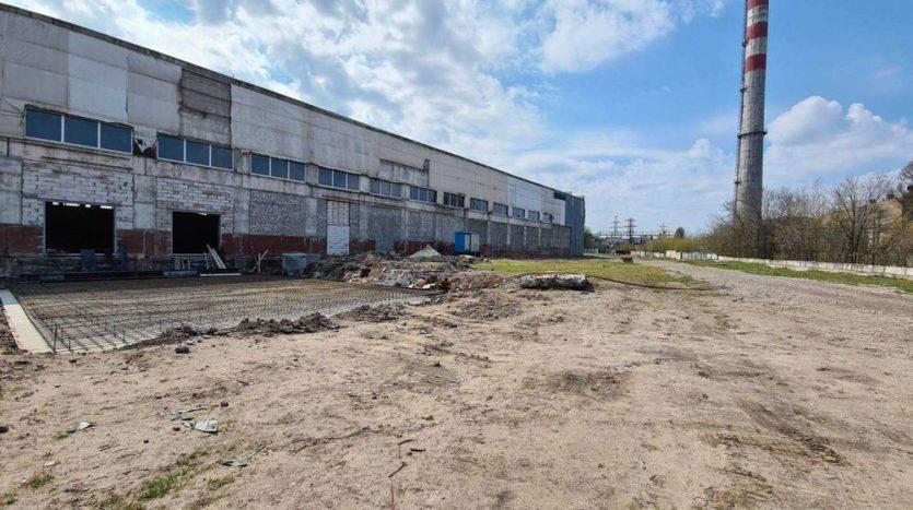 Оренда - Сухий склад, потужність 2200 кв.м., м Дніпро - 2