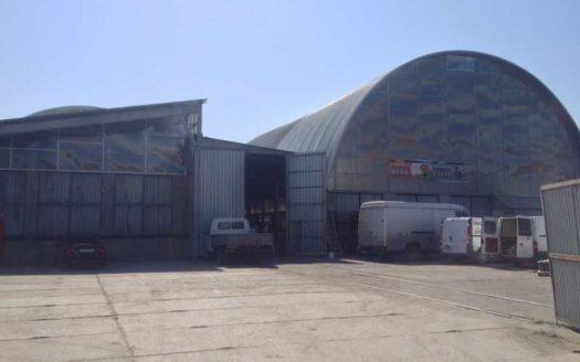 Аренда — Сухой склад, 1800 кв.м., г. Одесса