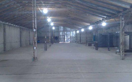 Rent – Warm warehouse, 650 sq.m., Vinnytsia