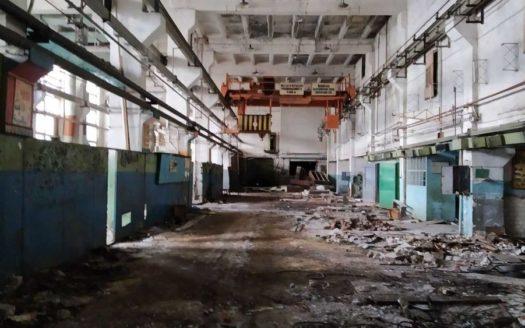 Аренда — Сухой склад, 1500 кв.м., г. Харьков