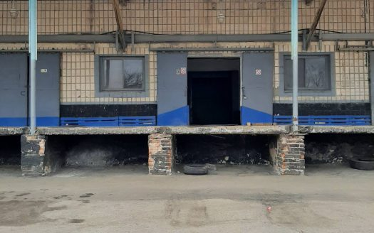 Lease industrial and warehouse premises 1812 sq.m. Lutsk city