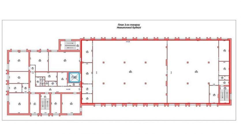 Аренда - Сухой склад, 835 кв.м., г. Львов - 12