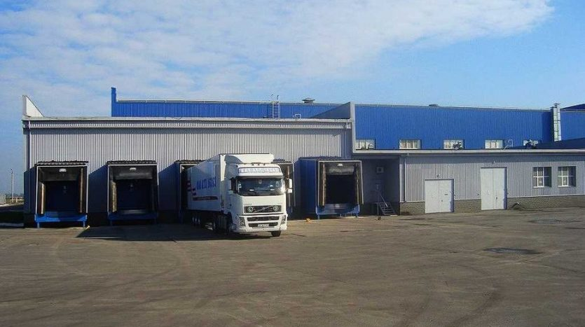 Rent - Warm warehouse, 8800 sq.m., Kharkiv - 5