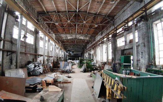 Аренда — Неотапливаемый склад, 1000 кв.м., г. Харьков