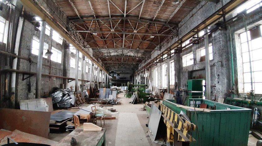 Аренда - Неотапливаемый склад, 1000 кв.м., г. Харьков