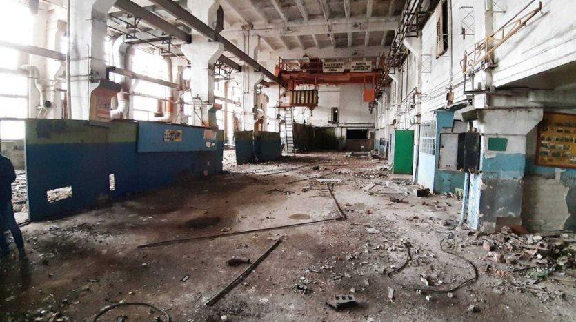 Аренда - Неотапливаемый склад, 1000 кв.м., г. Харьков - 4