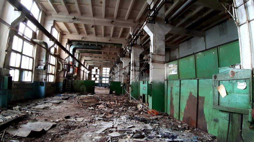 Аренда - Неотапливаемый склад, 1000 кв.м., г. Харьков - 5