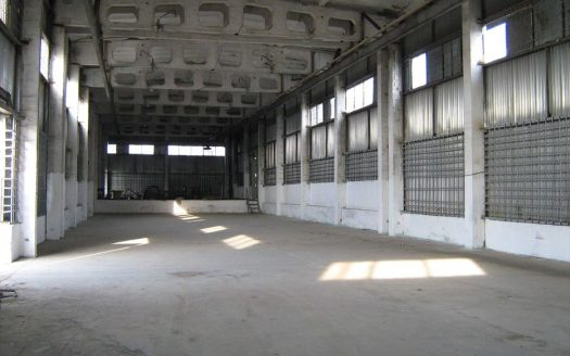 Sale – Dry warehouse, 2300 sq.m., Novaya Dolina