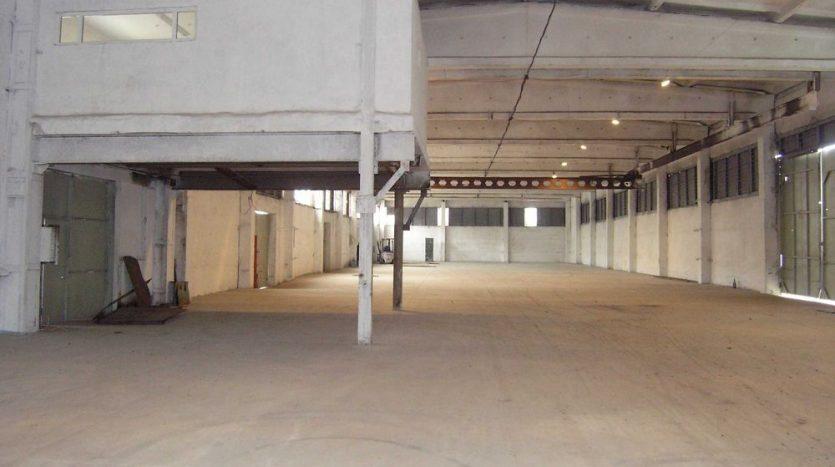 Sale - Dry warehouse, 2300 sq.m., Novaya Dolina - 2