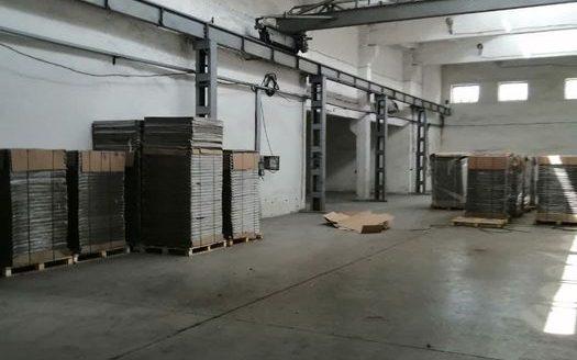 Rent – Warm warehouse, 1000 sq.m., Odessa