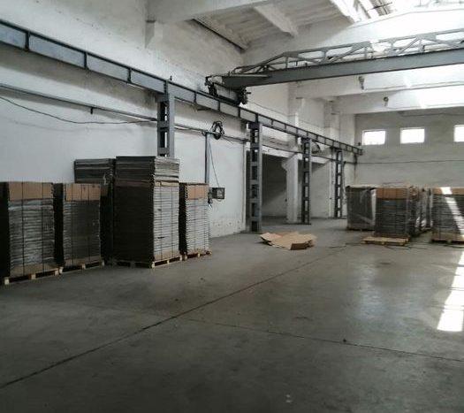 Оренда - Теплий склад, 1000 кв.м., г. Одесса