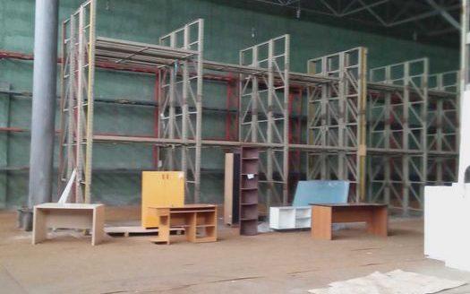 Аренда — Сухой склад, 970 кв.м., г. Одесса