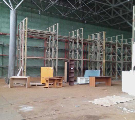 Аренда - Сухой склад, 970 кв.м., г. Одесса