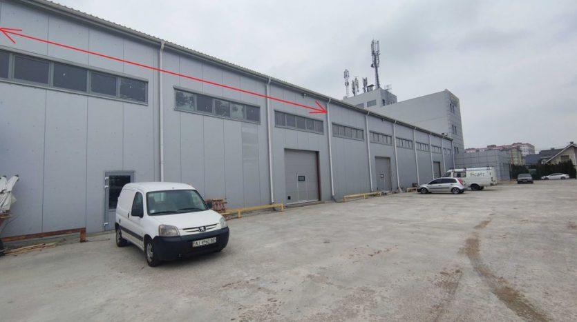Оренда - Теплий склад, 648 кв.м., м Петропавлівська Борщагівка - 5