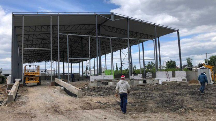 Rent - Dry warehouse, 2500 sq.m., Belogorodka - 3