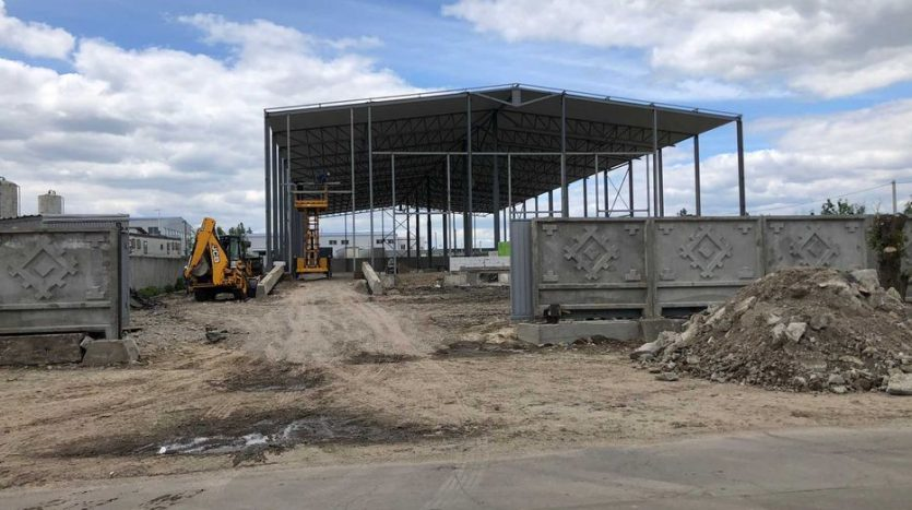 Rent - Dry warehouse, 2500 sq.m., Belogorodka - 4