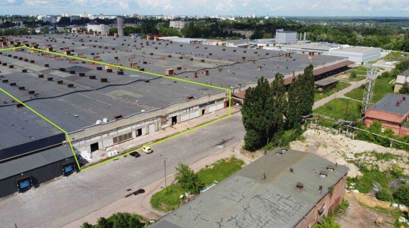 Kiralık - Sıcak depo, 11000 m2, Chernihiv - 2