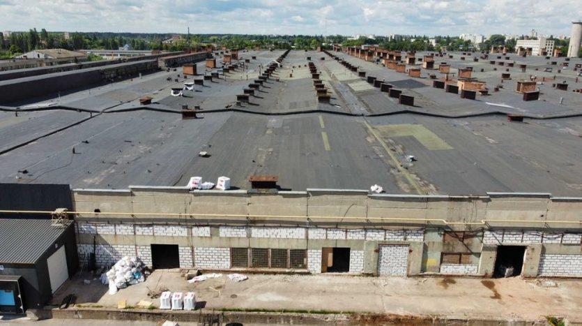 Kiralık - Sıcak depo, 11000 m2, Chernihiv - 3