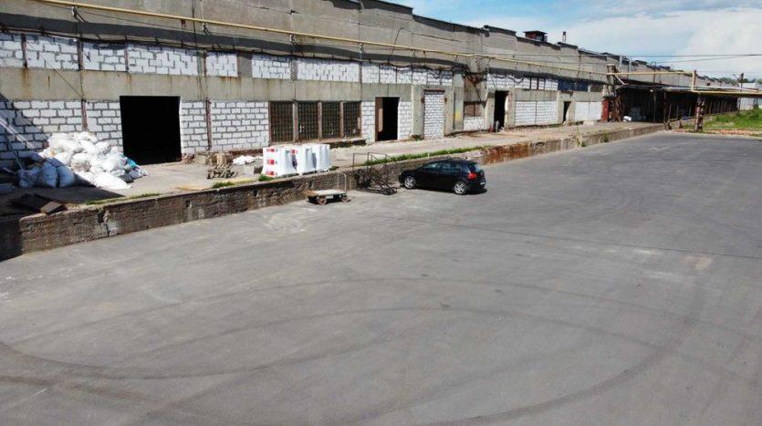 Kiralık - Sıcak depo, 11000 m2, Chernihiv - 5